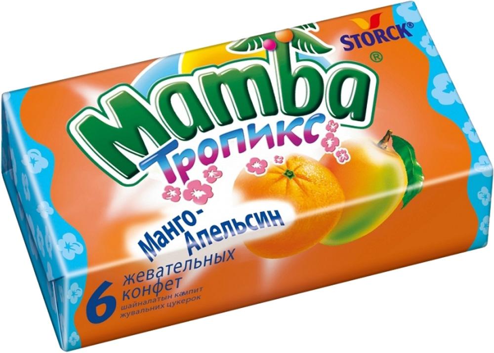 Жевательная Конфета Мамба Вес